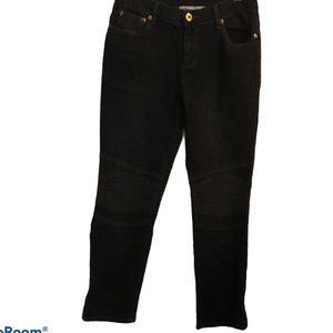 DG2 black jeans 2P